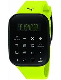 Puma Herren-Armbanduhr Digital Quarz Plastik PU910531003