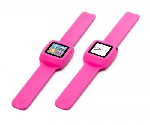 Griffin GB02197 Slap Armband für iPod Nano 6G pink Griffin Technology, Ipod Nano