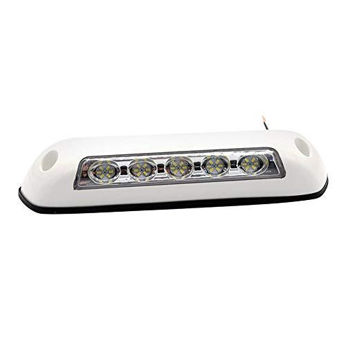 akaddy 12V LED RV-Markise Veranda-Licht IP67 wasserdichte Camper-Außen-Campinglampe (12 Led Rv-lichter)
