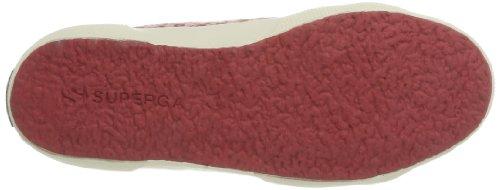 Superga 2750 Fantasyw 18, Baskets mode femme Rouge (Red/Pink)