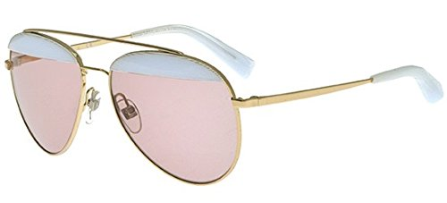 Sonnenbrillen Alain Mikli PAON 0A04004 POUR OLIVER PEOPLES WHITE ROSE GOLD/LIGHT PINK Damenbrillen