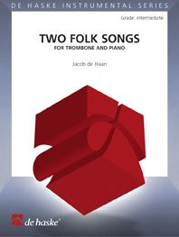 Two Folk Songs par Jacob de Haan