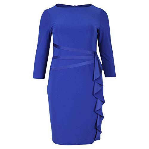 Joseph Ribkoff Kleid in Blau Größe 42, Farbe blau Joseph Design