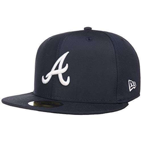 New Era 59Fifty Cap - Sport Pique Atlanta Braves - 7 1/2 -