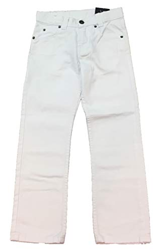 Levi´S – PANTALÓN Largo Slim FIT Blanco