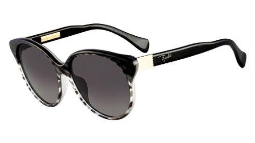 Pucci Sonnenbrille 729S_6-56 (56 mm) schwarz/weiß