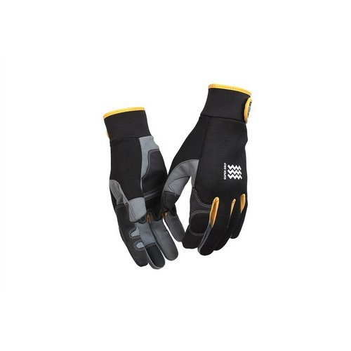 Blakläder Handschuh Handwerk, 1 Stück, 8, schwarz / grau, 2244394199948