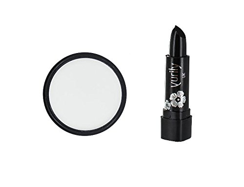 yurily-white-zombie-ghost-face-powder-and-black-lipstick-halloween-fancy-dress-set