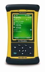 TRIMBLE Navigation Nomad 900Lc, Robuste Handheld-Computer, Gelb, Numerische Tastatur, Usb, Kamera, 4 Gb Sd Nmdagy-111-00 Gelb