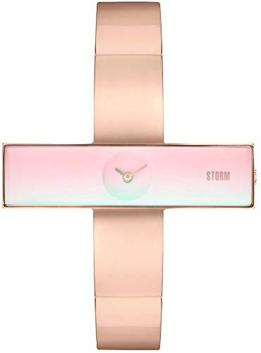 Storm Reloj los Mujeres Crosstella Rose Gold 47371/RG