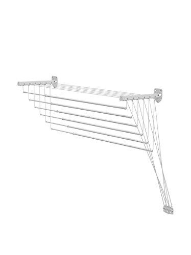 gimi-lift-extend-stendibiancheria-da-parete-e-soffitto-in-acciaio-metallo-105-cm-stendibili-bianco