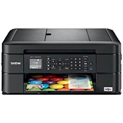Brother MFC-J480DW - Impresora multifunción de tinta (WiFi, fax, impresión automática a doble cara, alimentador de documentos), color