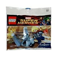 LEGO Super Heroes: Thor and the Cosmic Cube Set 30163 (Bagged)