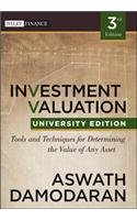 Investment Valuation (3rd, 13) by Damodaran, Aswath [Paperback (2012)]