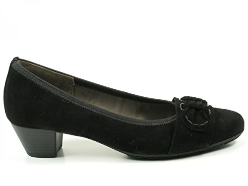 Gabor 35-401 escarpins femme Best Fitting Schwarz