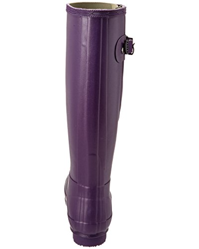 Hunter Women's Norris Field Side Adjustable Boot Dark Iris