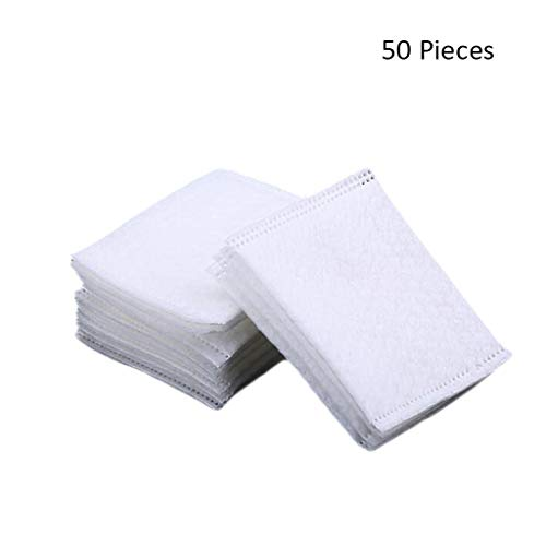 Tampons de Coton organiques Nettoyant pour Le Visage Puff de Maquillage Cosmétique Démaquillant Lingettes Nettoyant pour Le Visage Tampons de Coton Santé Soins de la Peau