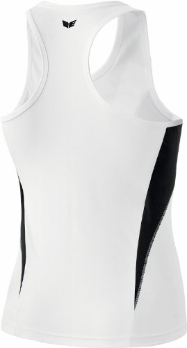 Débardeur singlet Femme FR:38 Blanc/Noir
