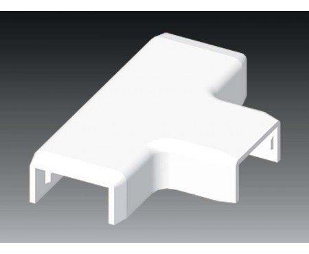 Abzweigstück T-Stück passend für 40x20 mm Kabelkanal weiß Profiware von MD