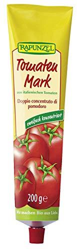 Rapunzel Bio Tomatenmark 22% Tr.M. in der Tube (6 x 200 gr)