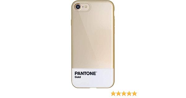 Pantone Coque Rigide Dorée pour Iphone 7/8