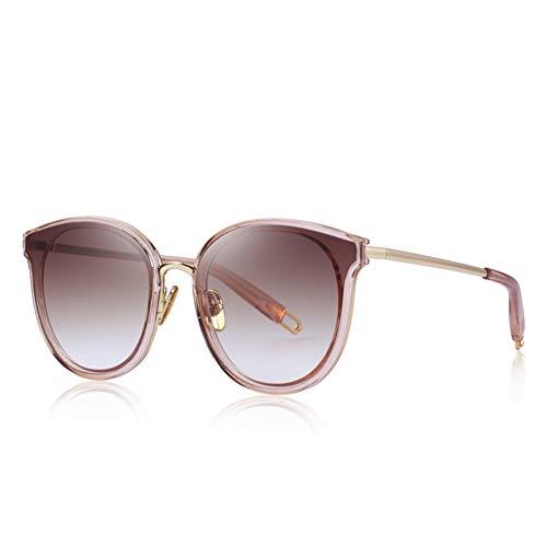 CCGKWW Design Damen Classic Fashion Cat Eye Sonnenbrille 100% Uv-Schutz