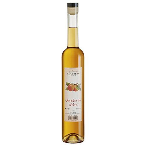 Aprikosen-Likör