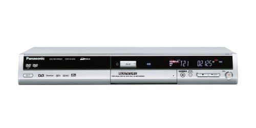 Panasonic DMR-EH 54 DEG-S DVD-Rekorder.mit Festplatte 80 GB und DVB-T Tuner silber