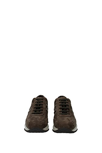 HXW00N025828E9S814 Hogan Sneakers Femme Chamois Marron clair Marron Clair