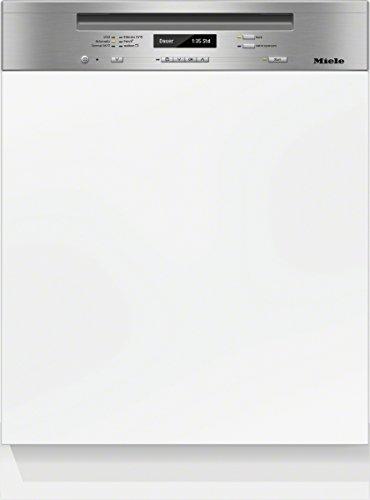 Miele G6305 SCi XXL D ED230 2,1 clst EcoLine Geschirrspüler Teilintegriert / Edelstahl / 237 kWh/Jahr / 2716 L/Jahr / 14 MGD / Frischwasserspüler ab 6,5 L Wasserverbrauch