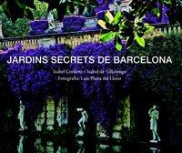 Descargar Libro Libro Jardins Secrets De Barcelona de Isabel Cordero