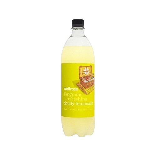Limonade Nuageux Waitrose 1L (Paquet de 6)