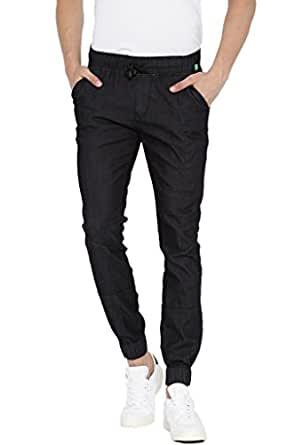 SPORTS 52 WEAR Track Pants Men's Cotton Blended Joggers