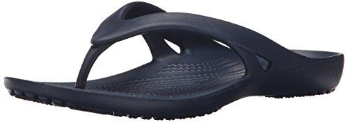 Crocs Kadee II Flip W Infradito, Donna, Blu (Navy), 38-39 EU