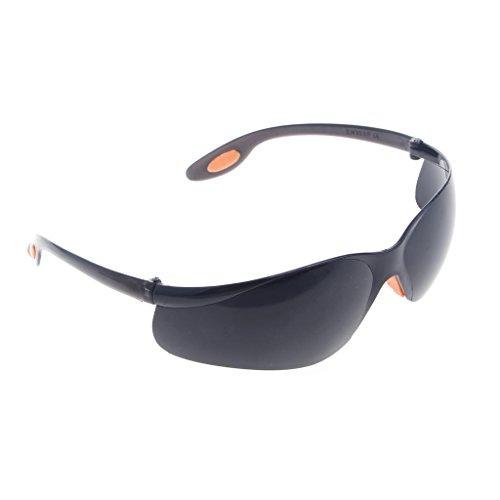 huiouer Schutzbrille Schutzbrille Augenschutz Schutzbrille Schutzbrille Schutzbrille Reithose Vented Glasses Arbeitslabor Dental Schwarz