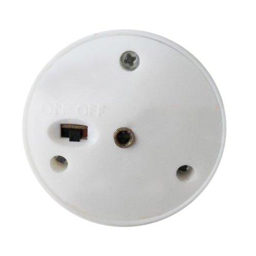 LightInTheBox–Alarma Caja 12pieza LED recargables velas sin llama velas de té LED Velas de Navidad Warm amarillo
