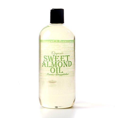 huile transporteur amande douce organique 500ml 100% pure