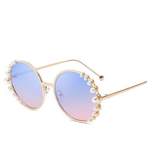 DURIAN MANGO Mode Kreis Sonnenbrille Dame persönlichkeit Ball dekorative Sonnenbrille,style5