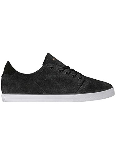 Globe  Los Angered Low, Sneakers Basses adulte mixte Noir - distressed black