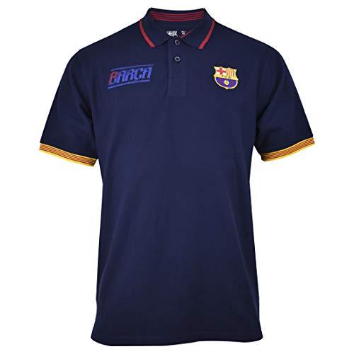 FCB Barça Polo Cat Marino T-L
