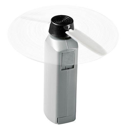 Handventilator | Büroventilator | Taschenventilator | inkl. 2x AAA Batterien