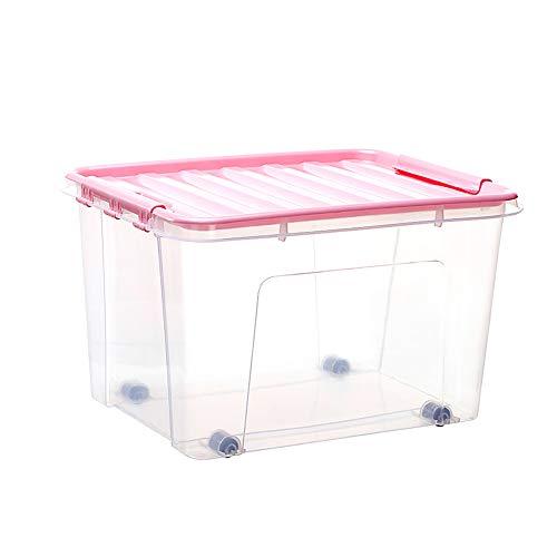 Storage Box Caja De Almacenamiento Transparente De
