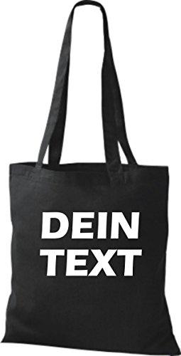Shirtstown avec texte d'votre pochette cadeau idéal pour tous les cherchez quelque chose de spécial de couleurs Noir - Noir