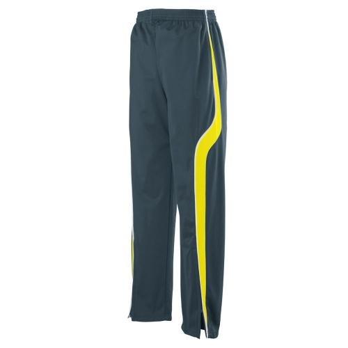 Augusta Sportswear pantaloni da uomo Rival SLATE/POWER YELLOW/WHITE XX-Large