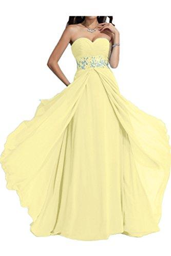 ivyd ressing Femme Exquisite Cœur de la découpe A ligne pierres fixe robe longue Party Prom robe robe du soir Nazisse