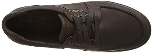 Mephisto - Charles Grizzly 151 Marron Foncé, Chaussures Derby Basses Brown Men (braun (grizzly 151))