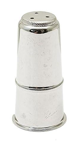 Lucien capuchon de protection pour bec de clarinette en Mi bémol Plaqué Nickel