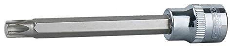KS Tools 918.1648Chrome + Douille TX, longue, 1/2