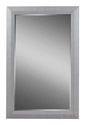 Spiegel Wandspiegel Flurspiegel FONDA | B 70 x H 110 cm | Rahmen Betonoptik