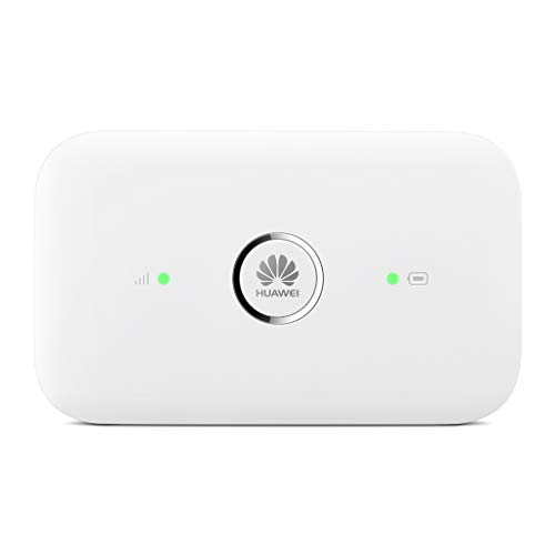 Huawei E5573Cs-322 Router WiFi da 150 MBps 4G LTE, Light